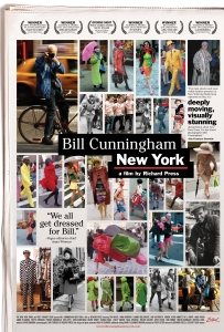 BILL CUNNINGHAM NEW YORK. A film by Richard Press. A Zeitgeist Films release. Photo credit: First Thought Films / Zeitgeist Films
