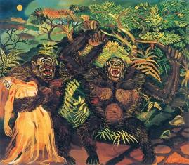 09 - gorilla_con_donna