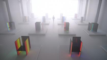 TOKUJIN YOSHIOKA X LG_S.F_Senses of the Future
