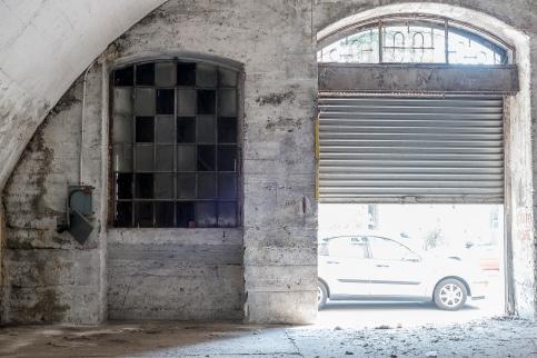 Magazzini Raccordati. Ventura Centrale (Photo Credit Claudio Grassi)