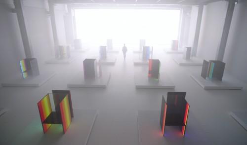 LG, Senses of the Future @ Tortona Design Destrict