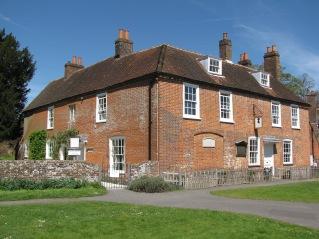 Jane Austen's House Museum 3