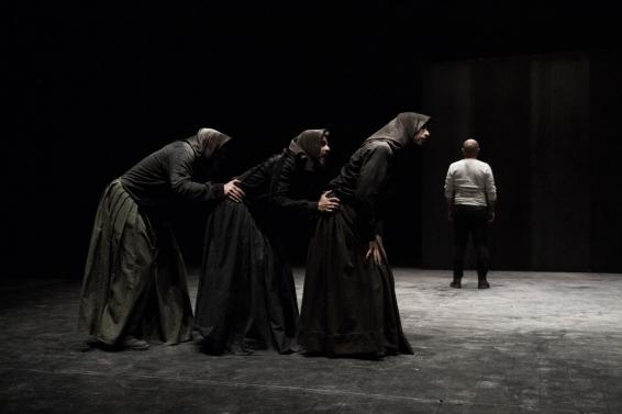 Triennale Teatro_Alessandro Serra_Macbettu 2