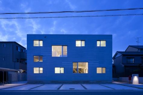 LT Josai, Nagoya Naruse Inokuma Architects, Tokyo, 2013 © Masao Nishikawa