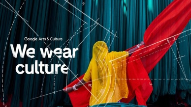 Moda: Google lancia We wear culture, 400 esposizioni online