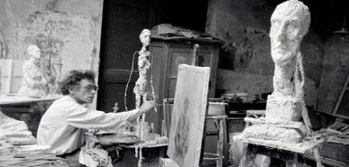 giacometti-atelier