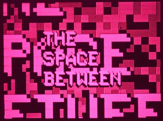 Stan VanDerBeek. Poemfield No. 1. 1967. 16mm film transferred to video (color, silent). 4:45 min. Realized with Ken Knowlton. Courtesy Estate of Stan VanDerBeek and Andrea Rosen Gallery, New York. Photo by Lance Brewer. © 2017 Estate of Stan VanDerBeek