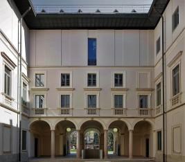 02 il cortile foto maurizio montanga_ palazzo citterio, milano 145 bis