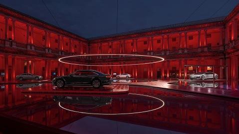 Audi Fifth Ring – Daniel Patrascu