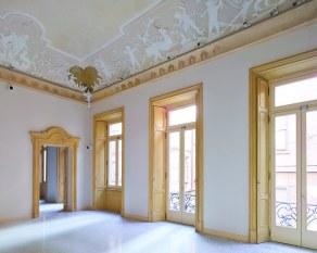 04 sale piano nobile verso via Brera maurizio montanga_ palazzo citterio, milano 096