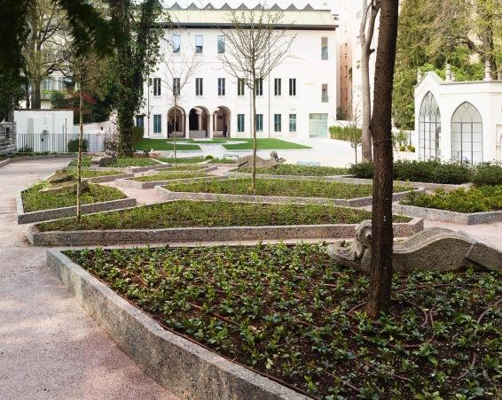 19 giardino collina di Ermes foto m montagna