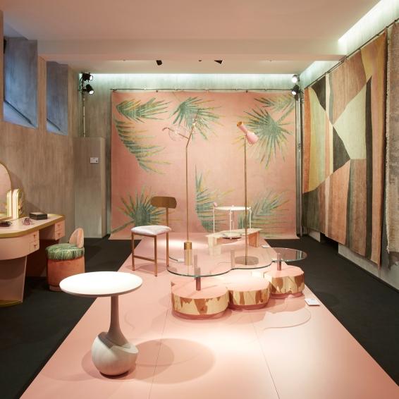 Stranger Pinks, Artemest Exhibition, TED Milano, via Randaccio, 5