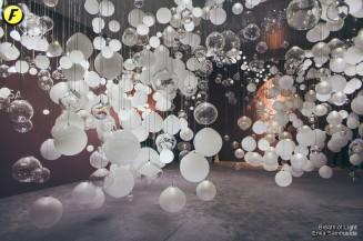Preciosa - Photo credit: Erika Sambusida – Breath of Light - fuorisalone.it