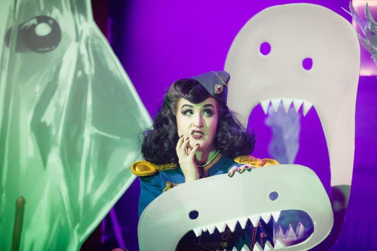 Lasvit Monster Cabaret Burlesque